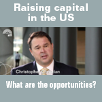 Raising capital in the US - What are the opportunities?