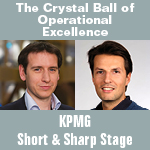 Short & Sharp Stage (Day 1) - The Crystal Ball of Operational Excellence