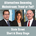 Short & Sharp Stage (Day 1) - Alternatives Becoming Mainstream: Trend or Fad?