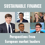 Sustainable Finance with perspectives from European market leaders