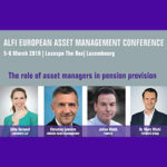 The asset managers' role in the provision of pensions