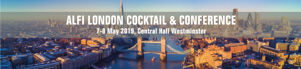 London cocktail and conference 7 & 8 May 2019- sponsors