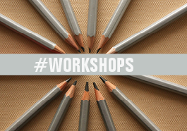 Workshops: short and sharp insights from our experts