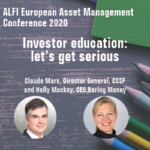 Investor education: let's get serious